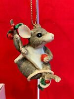 Dean Griff Charming Tails  Hand Crafted Silvestri Corp Ornament