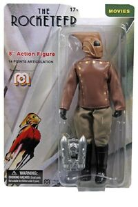 "NEW 2021 MEGO DAVE STEVENS THE ROCKETEER 8"" FIGURE MOC!"