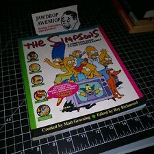 THE SIMPSONS COMPLETE GUIDE TO OUR FAVORITE FAMILY BY MATT GROENING RAY RICHMOND