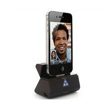 iWALK UNC012I-BLACK 5000mAh Rechargeable Docking Backup Battery For iPod/iPhone