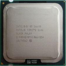 PROCESADOR CPU INTEL CORE 2 QUAD Q6600 2.40GHz 8M 1066 MHz Socket LGA775