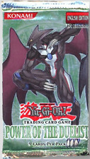 YU-GI-OH! FIRST EDITION POWER OF THE DUELIST BOOSTER PACK