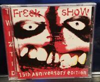 Twiztid - Freek Show 20th Anniversary CD insane clown posse three six mafia 3 6
