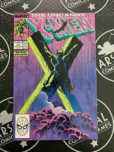 Uncanny X-Men #251 1990 NM- 9.2 Marvel Classic Marc Silvestri Wolverine cover!