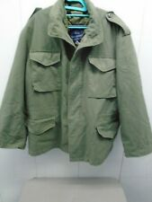 Knox Armory washinton D,C ExTRM Cold Weather Parka Jacket LARGE, MILITARY GREEN