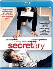 Secretary - James Spader BLU RAY Movie Brand New  (VG-A21336BRD / VG-378)