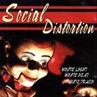 SOCIAL DISTORTION - WHITE LIGHT WHITE HEAT NEW VINYL RECORD