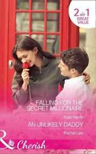 Falling for the Secret Millionaire Falling for the Secret Milli... 9780263920086