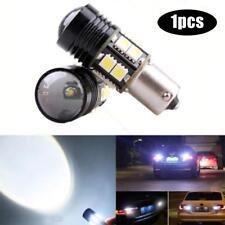 12V 10W Xenon White 1156 S25 P21W R5 LED 12SMD Car Backup Reverse Light Bulb