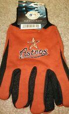 Houston Astros Retro Logo MLB Official Winter Utility Gloves OSFM NWT