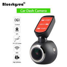 New listing Blueskysea Q1 Full Hd 1080P WiFi Car Dash Cam Dashboard Recorder Parking Monitor
