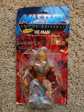 Original Vintage 1982 MOTU Masters of the Universe He-Man Partially Sealed!