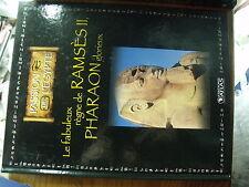 µ?  Passion de l'Egypte Le Fabuleux regne de Ramses II Pharaon glorieux