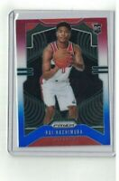 2019-20 Panini Prizm RUI HACHIMURA Rookie Red White Blue Prizm #255 Wizards 🔥🔥