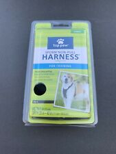 Top Paw Sporn Non-Pull Harness for Training Large Black