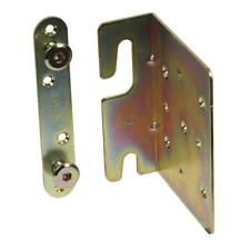 Bed Connecting Corner Brackets / Fixings Hook System Steel Sturdy Heavy Duty
