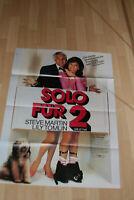 Solo für zwei mit Steve Martin - Filmplakat