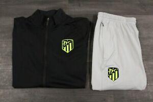 Nike DRY Atletico Madrid Track Suit Trainingsanzug Jogginganzug Herren Größe L