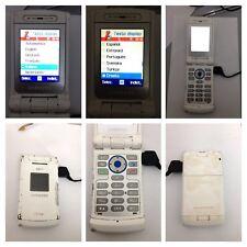 CELLULARE SAMSUNG SGH Z510 BIANCO GSM SIM FREE DEBLOQUE UNLOCKED
