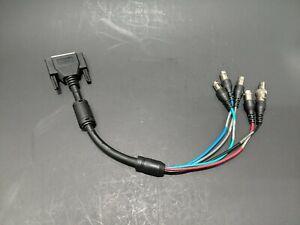 Matrox DigiSuite Digital Video Cable DLE DIG VID CBL LE Breakout