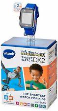 VTech 193803 Kidizoom Smart Watch DX2 Toy, Blue