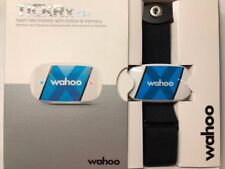 New Wahoo Fitness TICKR X Bluetooth and ANT+ Heart Rate Monitor