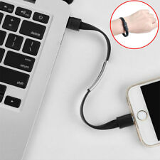 Bracelet USB Data Sync Charging Cable Charger For iPhone Android Type C Phones