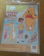 Disney Winnie The Pooh Wall Sticker Set