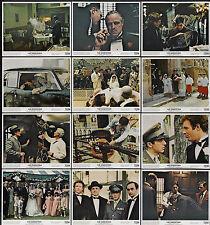 THE GODFATHER original 1972 RARE color lobby still set MARLON BRANDO/AL PACINO