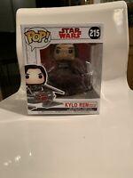 New Funko Pop! 215 Star Wars: The Last Jedi Kylo Ren with TIE Fighter