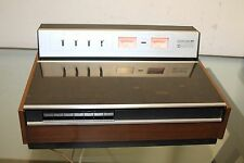 Vintage Wollensak 3M 4780 Stereo Cassette Deck Very Rare Working Player Dolby