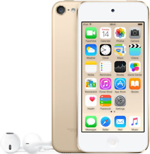 Apple iPod Touch (A1574) - 6th Gen 16GB Gold