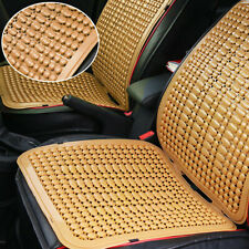 Natural Cool Summer Seat Massage Car Cushion Home Chair Cover Comfortable