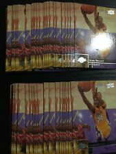 40ct 09-10 Kobe Bryant Upper Deck Great Resale Opportunity
