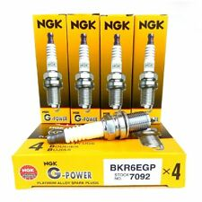 NGK G-POWER SPARK PLUGS SET FOR 2002-2005 SUBARU IMPREZA WRX EJ205 TURBO 2.0L