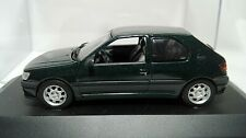 Minichamps 1:43 Peugeot 306 SR Metallic Green (NO BOX)