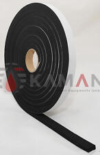 1 x Zellkautschuk Band Selbstklebend Moosgummi EPDM - 5m Rolle - 20mm x 10mm
