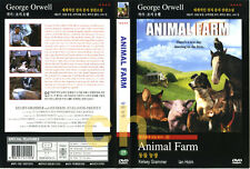 George Orwell : Animal Farm (1999) - John Stephenson, Kelsey Grammer DVD NEW