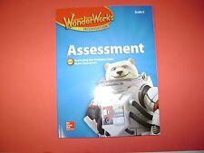 Teacher's Edition Reading WonderWorks Intervention  Assessment Grade 6 @2014