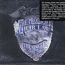 THE PRODIGY - THEIR LAW: SINGLES 1990-2005 [BONUS DISC] [PA] NEW CD
