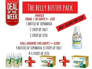 TS LIfe Belly Buster Trial