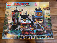 Nib Lego The Lego Ninjago Movie Ninjago City Docks (70657)- Box Damaged
