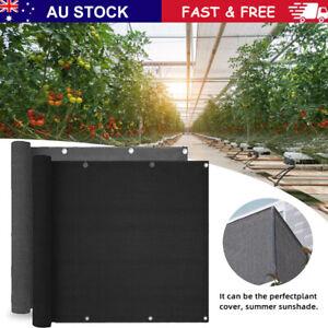 5M Privacy Garden Fence Panel Cover Balcony UV Protection Shade Screen Sunshade.
