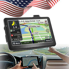 "8GB 7""  Car GPS Navigation Navigator America Canada Mexico EU World Map SALE"