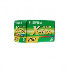 Fuji Fujicolor Superia CZ 800 ASA 36 Exposure 35mm Color Neg Film Fresh film