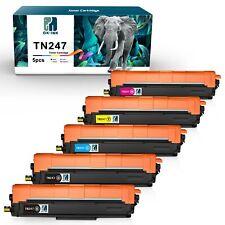 XXL TONER TN-243 TN-247 für BROTHER TN247 MFC-L3710CW MFC-L3730CDN MFC-L3750CDW