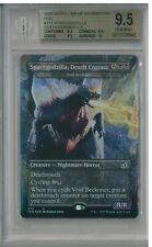 MTG Magic Gathering BGS 9.5 QUAD+ Ikoria Spacegodzilla Death Corona (95,95,95,10