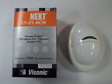 Visonic Powermax Pir Pet sensibles Inalámbrico Detector