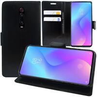 "Etui Coque Housse Portefeuille Rabat Cuir PU pour Xiaomi Mi 9T/ Mi 9T Pro 6.39"""