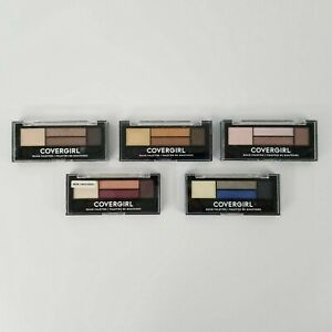 COVERGIRL Eye Shadow Quad Palettes ~ CHOOSE YOUR SHADE ~ NEW/SEALED